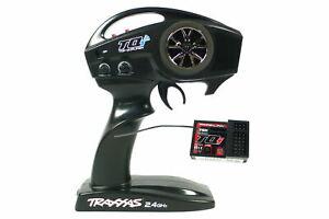 Traxxas 6528 TQi 2-Kanal Fernsteuerung 2.4GHz + 5-Kanal TSM Empfänger