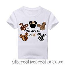 Disney Trip T Shirt, Animal Kingdom Shirt, Custom T-shirt, Mickey Mouse
