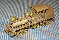 Northwest Shortline HOn3 Brass 18 ton Class A SHAY   NWSL   d
