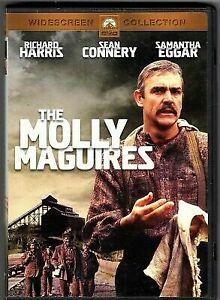 The Molly Maguires DVD Sean Connery  Richard Harris, Samantha Eggar 1970