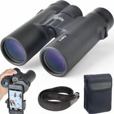 Gosky 10x 42mm Professional Binoculars HD Compact for Bird Watching