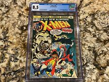 X-MEN #94 CGC 8.5 NM WHITE PAGES 1ST NEW X-MEN IN TITLE HOT LIKE GIANT SIZE #1