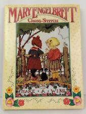 Mary Engelbreit Cross Stitch pattern book Make A Wish