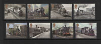 GB 2014 Commemorative Stamps~Classic Locomotives~ex~DY9~ Unmounted Mint Set~UK