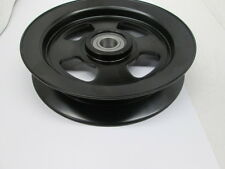 "OEM TORO V IDLER PULLEY PART# 116-4668, CHANGES TO 132-9425 OD 6 1/4"" ID 5/8"""