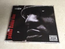 DarkMan - yabba dabba doo UK Import CD Single 1994 WildCard Gangsta Hip Hop Rap