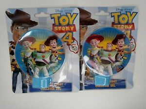 Set of 2 Disney Pixar Toy Story 4 LED Night Light * NEW IN PACKAGE *