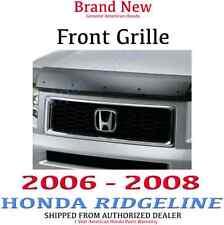 06 07 08 GENUINE HONDA RIDGELINE GRILLE KIT NEW OEM (08F21-SJC-101)