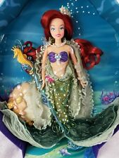 """Rare Little Mermaid Ariel Doll Limited Special Edition Retired 2006 Disney 11"""""""
