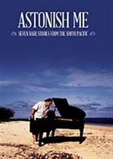 ASTONISH ME Seven Rare STories From The South Pacific - Juniper DVD NEW