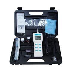 AZ8403 Handheld Dissolved Oxygen Meter DO / Temp / Salinity Datalo Datalogger