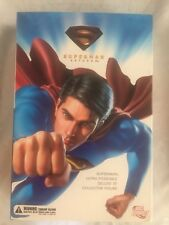DC Direct Superman Returns Ultra Poseable Deluxe 13'' Figure