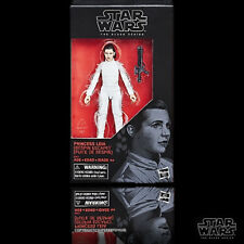 "Hasbro Star Wars Black Series 6"" Bespin Escape Princess Leia Exclusive NEW AU"