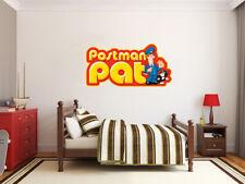 Postman Pat  Logo Friends LARGE VINYL WALL STICKER DECALS CHILDREN Room 90