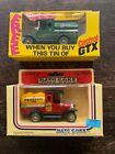 2x Lot Lledo Diecast Model Boxed Motor Oil Theme, Pennzoil, Castrol Vans