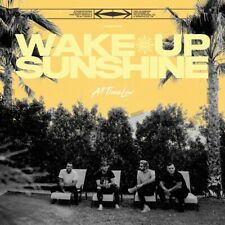 ALL TIME LOW - WAKE UP,SUNSHINE   VINYL LP NEUF