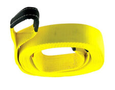 """Tow Strap 4"""" X 20' 40,000 Lb Rating Yellow Smittybilt CC420 Jeep Truck SUV"""