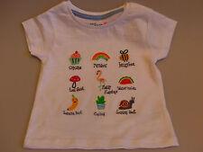 NEXT Baby T-Shirt Oberteil süßes Design Gr. 62/68 / 3-6 Monate NEU mit Etikett