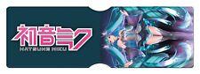 Hatsune Miku Logo Card Holder Travel Holder ID Card Holder