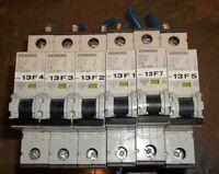 WL112 NIB EATON FAZ-B15//2 CIRCUIT BREAKER 15A 2 POLE