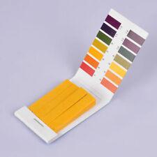 2X80pcs Papier pH 1-14 Bandelette Test Testeur Metre Indicateur Mesure Acidité