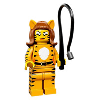Tiger Woman - Series 14 LEGO Minifigure
