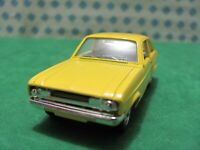 Vintage - Ford Escort  - 1/43  Solido Ref.45 - Made in France 1976