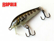 Leurre Rapala F-3 Floating MD Muddler 30 mm 2 grs