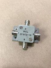 Cessna Mini Circuits Coax Power Splitter MCL ZFSC3-1B (1817)