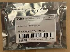 Genuine Dyson 967826-03 Remote Control Silver for HP02 hot cool Fan