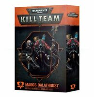 Kill Team: Magos Dalathrust Adeptus Mechanicus Commander Set Warhammer 40K NIB