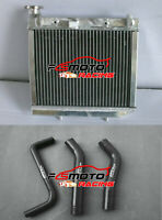 BLA HOSE+RADIATOR For ATV Honda TRX450 TRX 450 ER 06-09 12-14 TRX450R 04-09/2014