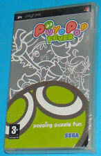 Puyo Pop Fever - Sony PSP - PAL New Nuovo Sealed