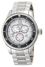 Nautica Watch * N17002G Multifunction Silver Steel for Men COD PayPal
