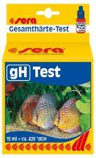 SERA GH Test Durezza Totale Acquari di acqua dolce Misurazione Misura Reagente