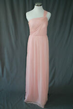 $365 J.Crew Lucienne Long Dress Chiffon Party Misty Rose Pink 4 NWT 76669