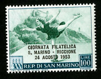San Marino Stamps # 335 VF OG LH