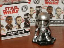 Star Wars 'The Last Jedi' CAPTAIN PHASMA Funko Pop Mini-Bobble-Head 1/6 Mystery