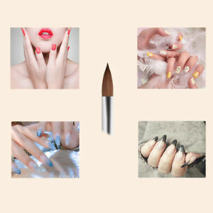 Kemeisi 1Pcs Kolinsky Nail Art Brush Size 08 New UK delivery
