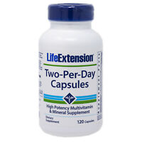 Life Extension Two Per Day Capsules - 120 Capsules