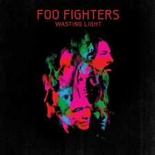 Foo Fighters WASTING LIGHT 180g +MP3s GATEFOLD Roswell Records NEW VINYL 2 LP