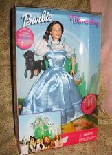 NIB 1999 Barbie as Dorothy Wizard of Oz Doll Ruby Slippers Light Up! #25812