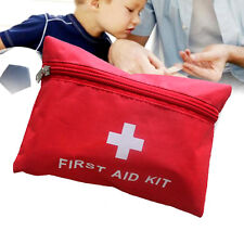 Outdoor Portable First Aid Kits Survival Kit Self-help SOS Equipment EDC Emergen
