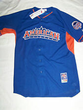 Majestic Men's MLB All Star American League CoolBase Jersey NWT Size 52