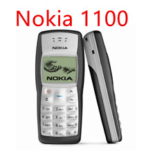 Original Nokia 1100 Mobile Phone Unlocked GSM900/1800MHz cheap cellphone