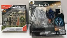 Mega Constructs Halo Marines Customizer Pack & Spartan Battle Pack Fdy41 & DPP70