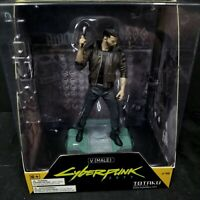 Totaku Collection No 46 Cyberpunk 2077 Male V Figure First Edition BRAND NEW
