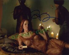 REPRINT 8x10 Signed Photo: Lucy Lawless in Spartacus