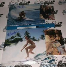 COCO HO SIGNED AUTOGRAPHED 8X10 PHOTOGRAPH (1) SURFING SURFER-EXACT PROOF COA