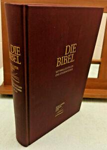 Bibelausgaben-Schlachter Die Bibel - Schlachter Version 2000 Weinrot Kunstleder,